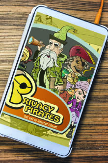 Shiver-Me-Timbers: Pirate Game Helps Kids Protect Privacy